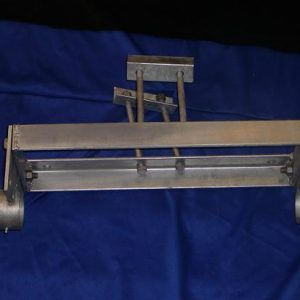 BLD Dual Pipe & Motor Mount for I-Beam