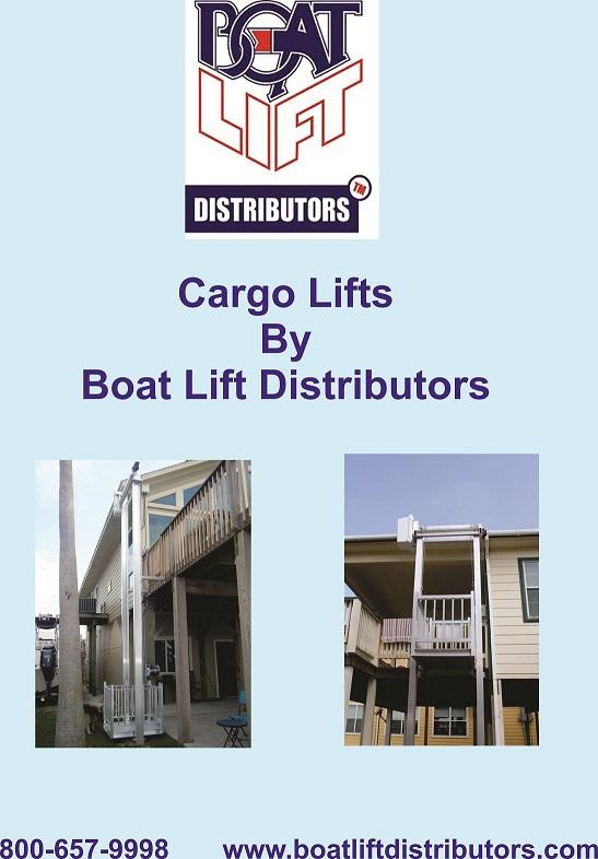 1,000-lb Cargo Lift