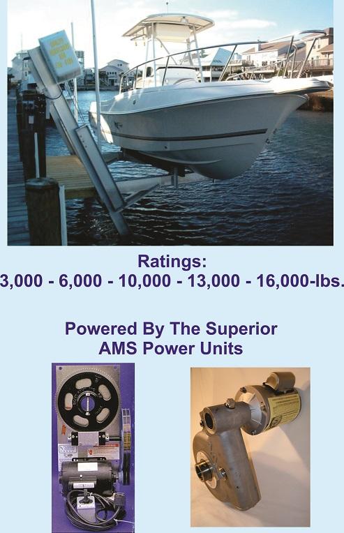 10 000 Lb Aluminum Elevator Boat Lift