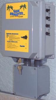 Gem 4 Motor Remote w/ Limit Switch