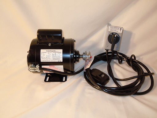 1 HP Wired Replacement Boat Lift Motor
