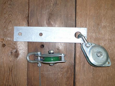 Rigging BLock w/s Shackle & Mount