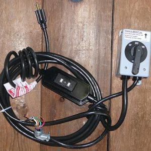 Bremis Switch/wire & GFCI w/ plug