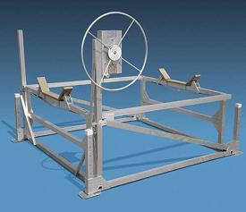 """1800 lb Capacity Hewitt Cantilever Lift 96"""" x 102"""""""