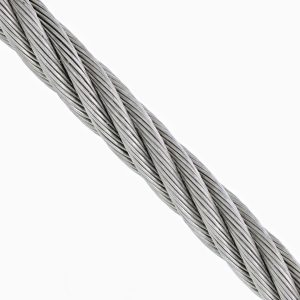 """25/' x 1//4/"""" STAINLESS REPLACEMENT CABLE FOR PWC JETSKI WAVERUNNER LIFT WINCHES"""
